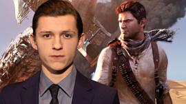 Том Холланд сообщил о старте съемок фильма по Uncharted