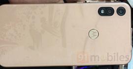 Утечка: фотографии Motorola Moto E7