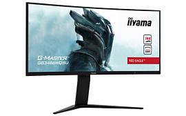 Iiyama представила новый геймерский монитор G-Master GB3466WQSU Red Eagle