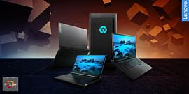 Lenovo анонсировала новые ноутбуки Legion на базе процессоров Ryzen