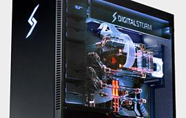 Неанонсированный Intel Core i9-10850K уже можно купить, но только вместе с компьютером Digital Storm
