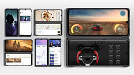 LG представила Velvet 4G с топовым чипсетом 2018 года
