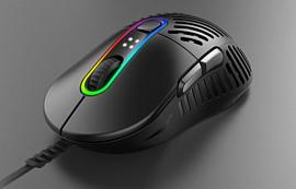 Mountain Makalu 67 — первая геймерская мышь с передовым сенсором PixArt PMW3370