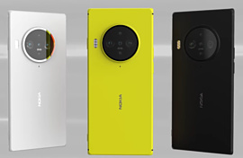 Слух: Nokia 9.3 PureView, 7.3 и 6.3 выпустят до конца года