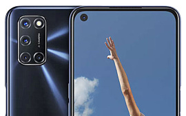 Oppo готовит новую версию смартфона A53