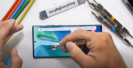 Видео: Samsung Galaxy Note20 Ultra пережил тест на прочность