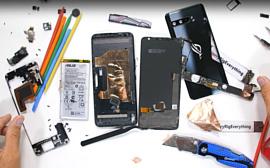 Видео: ютюбер рассмотрел внутренности Asus ROG Phone 3