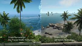 Ремастер Crysis можно будет запустить в разрешении 8K