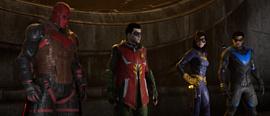 Gotham Knights — новая игра WB Games Montreal