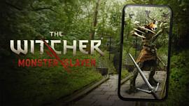 The Witcher: Monster Slayer — новая мобильная игра, похожая на Pokemon Go