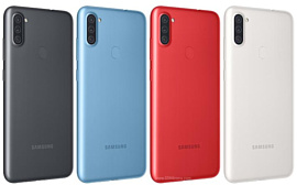 Samsung готовит к анонсу бюджетный мобильник Galaxy A12