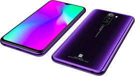 BLU анонсировала смартфон G90 Pro с Helio G90T за $200