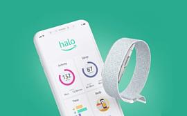 Amazon представила необычный умный браслет Halo