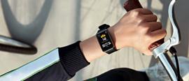 Huawei выпустила спортивные умные часы Watch Fit
