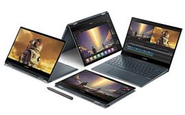 Asus представила ноутбуки ZenBook S и ZenBook Flip 13 с процессорами Intel 10 поколения
