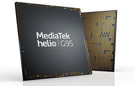 MediaTek представила новый мощный мобильный чипсет Helio G95
