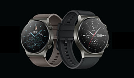 Huawei представила умные часы Watch GT2 Pro и наушники FreeBuds Pro