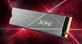 Adata выпустила новый скоростной SSD Gammix S50 Lite