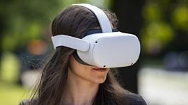 Facebook анонсировала новый VR-шлем Oculus Quest 2