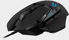 Logitech повысит разрешение сенсоров своих игровых мышей до 25600 DPI
