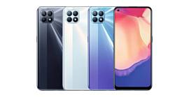 Oppo показала новый смартфон Reno4 SE 5G