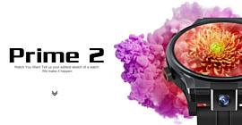Kospet выпустила необычные умные часы Prime 2