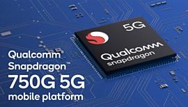 Qualcomm анонсировала чипсет Snapdragon 750G с поддержкой mmWave 5G