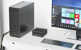 MINISFORUM выпустила мощный компактный ПК H31G