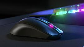 SteelSeries начала продажи беспроводной геймерской мыши Rival 3