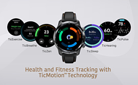 Mobvoi выпустила часы TicWatch Pro 3 GPS со Snapdragon Wear 4100