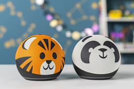 Amazon представила новые Echo, Echo Dot и Echo Show 10