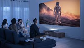 Samsung раскрыла стоимость и дату начала продаж своего 4K-проектора The Premiere