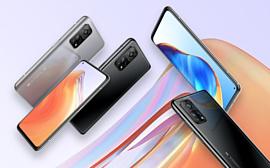 Xiaomi представила флагманские смартфоны Mi 10T и 10T Pro со 144-герцовыми экранами