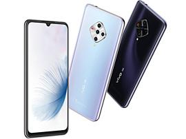 vivo показала новый смартфон X50e 5G