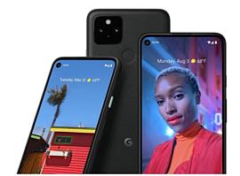Google официально анонсировала смартфоны Pixel 5 и 4a 5G