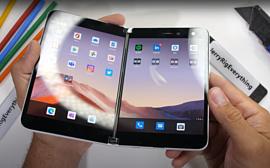 Починить Microsoft Surface Duo практически невозможно