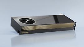 Nvidia представила профессиональные видеокарты RTX A6000 и RTX A40