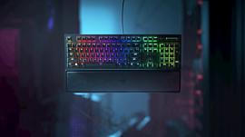 Razer представила новую геймерскую клавиатуру BlackWidow V3