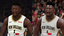 Видео: 2K Games показала версию NBA 2K21 для консолей следующего поколения