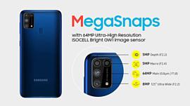 Утечка: характеристики и изображения Samsung Galaxy M31 Prime