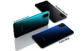 Samsung показала недорогой смартфон Galaxy F41 с батареей на 6000 мАч