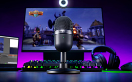 Razer представила недорогой микрофон Seiren Mini