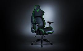 Razer выпустила собственное геймерское кресло — Iskur