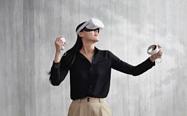 Facebook начала продажи нового VR-шлема Oculus Quest 2