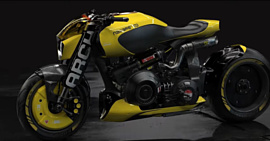 Мотоцикл Киану Ривза добавили в Cyberpunk 2077