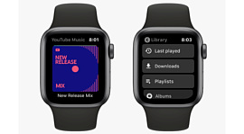 Google запустила YouTube Music на Apple Watch, но забыла о Wear OS