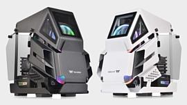Thermaltake показала новый интересный корпус AH T200 форм-фактора Micro ATX