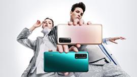 Huawei представила новый среднебюджетный смартфон Y7a
