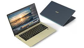 Acer показала новый компактный ноутбук Swift 3X за $900