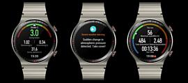 Huawei анонсировала гарнитуру FreeBuds Studio и умные часы Porsche Design Watch GT 2